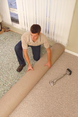 Carpet Installation in Beaumont TX